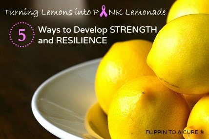 Turning lemons into pink lemonade 2